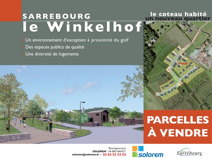 SARREBOURG WINKELHOF
