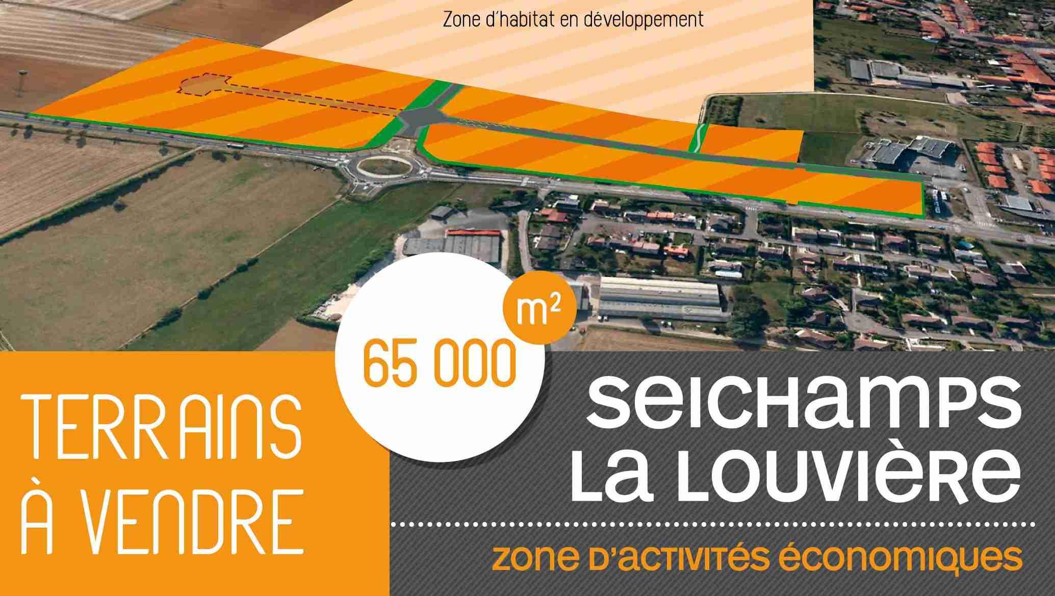 SEICHAMPS - ZAC DE LA LOUVIERE
